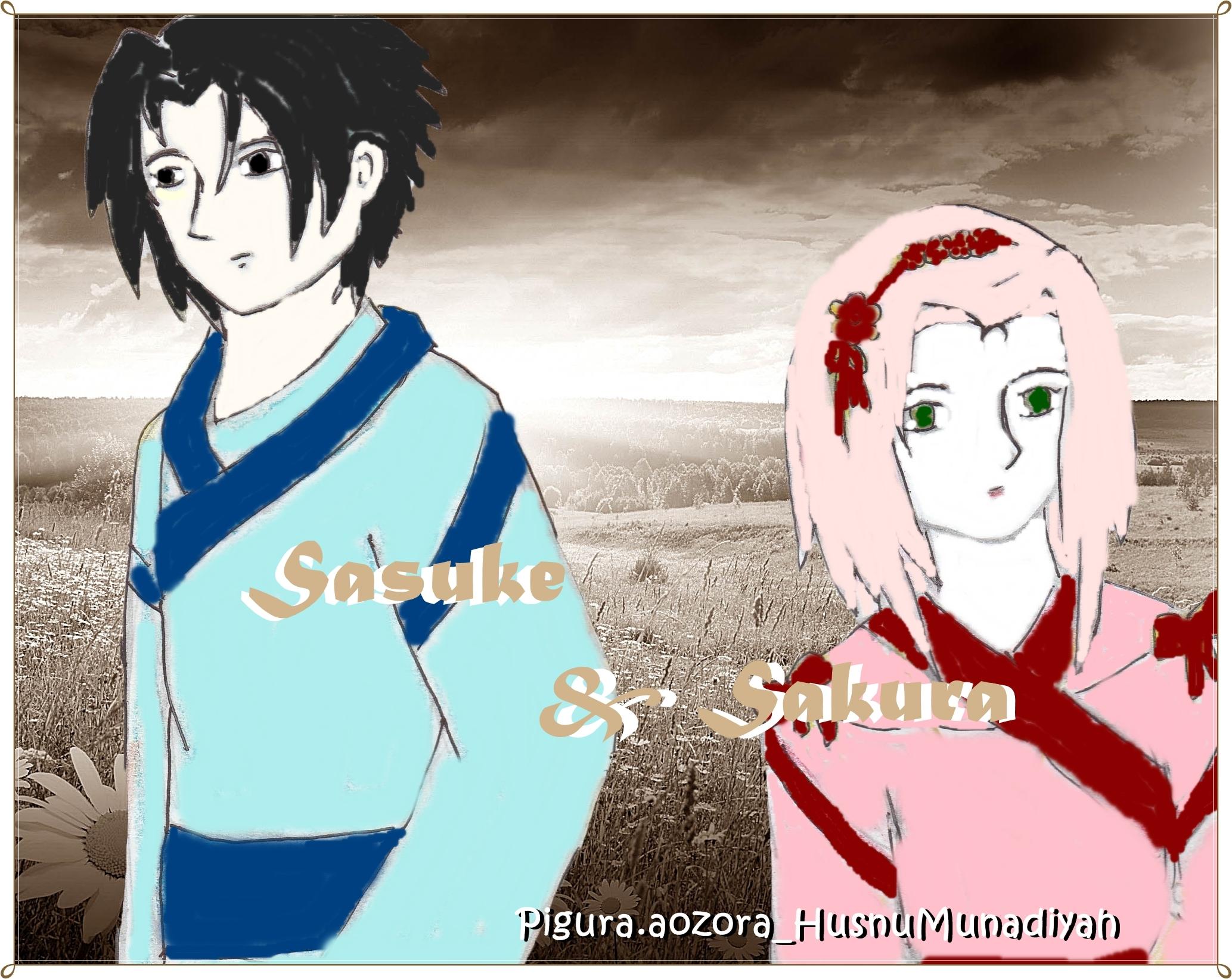 Pairing Dengan Kisah Tragis Dan Mengharukan Dalam Anime